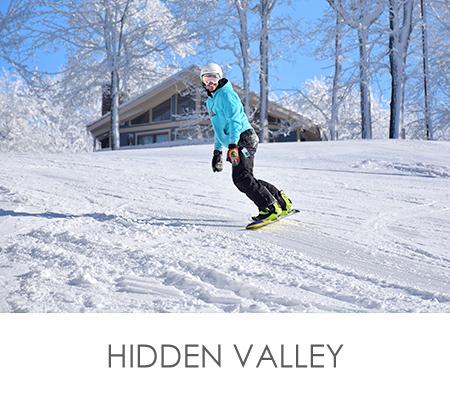 hidden valley location