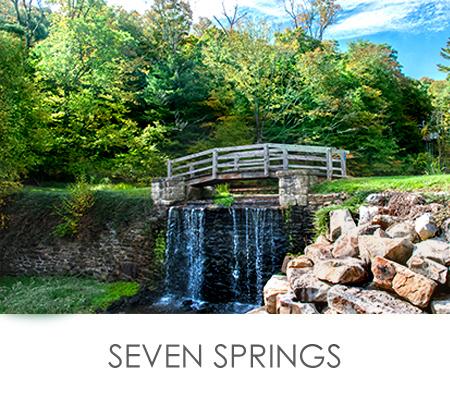 seven springs location